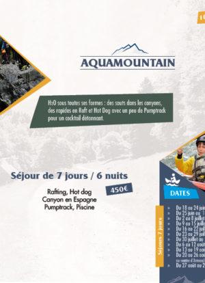 sejours enfants colonie vacances montagne pyrenees aquamountain oxygers