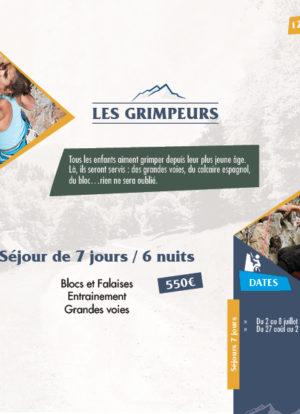 sejours escalade grimpeurs centre vacances pyrenees oxygers