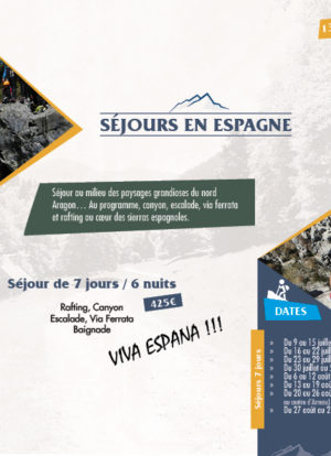 sejours espagne centre aere pyrenees oxygers