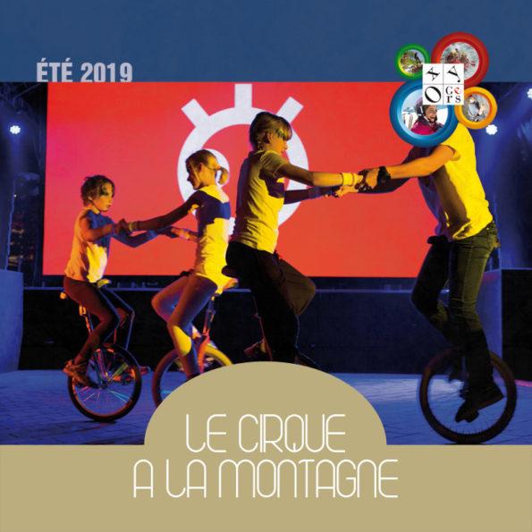 Séjour Le Cirque à la Montagne Pyrénées avec POP CIRCUS
