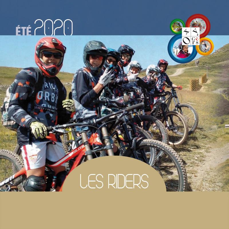 Stage VTT Enduro Pumptrack Ados vacances Pyrénées