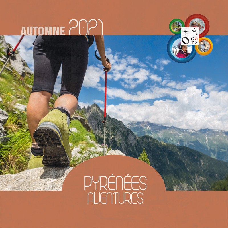Camp vacances jeunes ados multi activites pyrenees